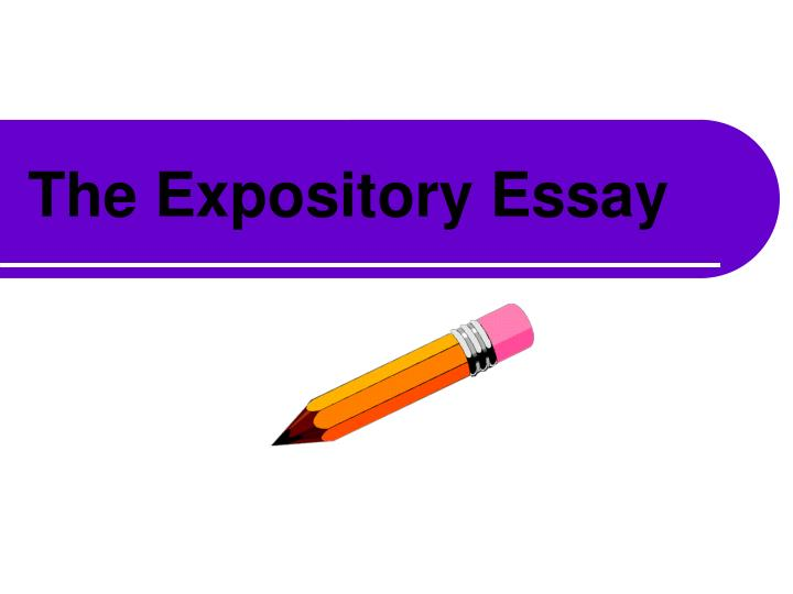 what ways are expository essay similar to business communication