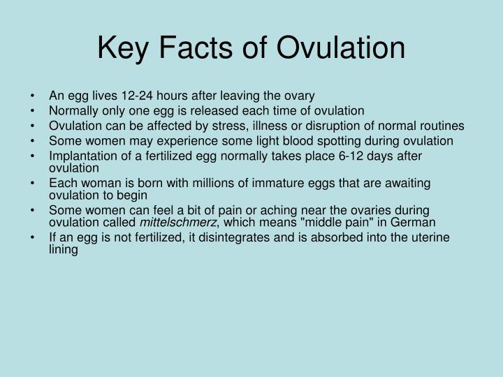 PPT - Understanding Ovulation PowerPoint Presentation - ID ...