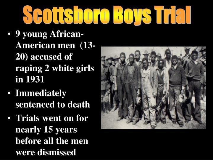Scottsboro Boys Trial