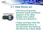 5 1 how forces act1