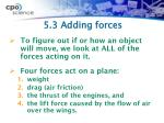 5 3 adding forces