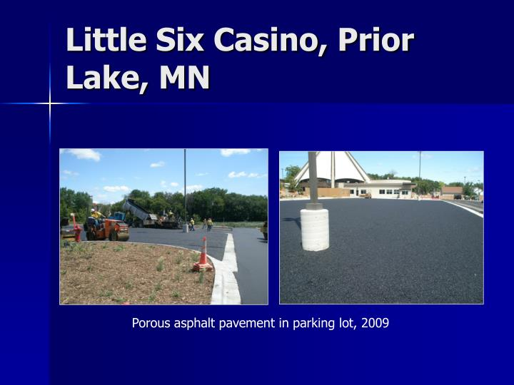 Little Six Casino, Prior Lake, MN