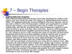 7 begin therapies2