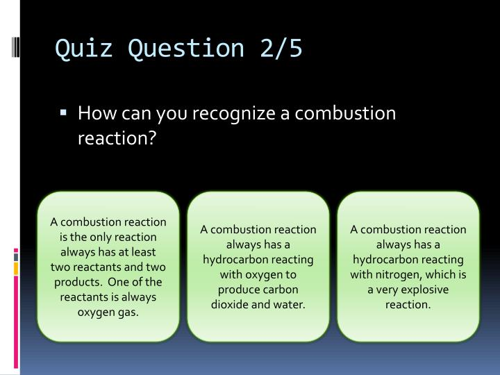 Quiz Question 2/5