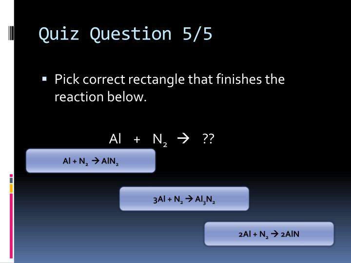 Quiz Question 5/5