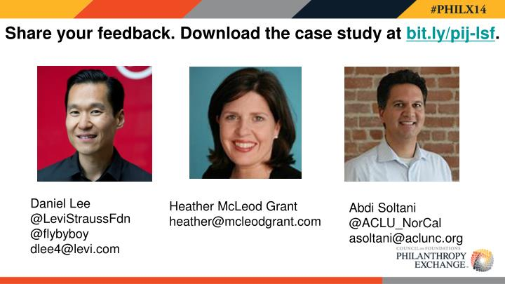 Share your feedback. Download the case study at