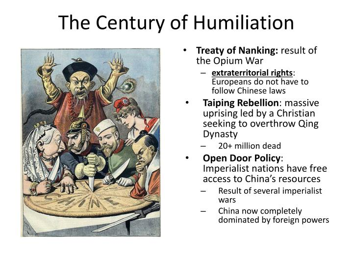 The Century of Humiliation