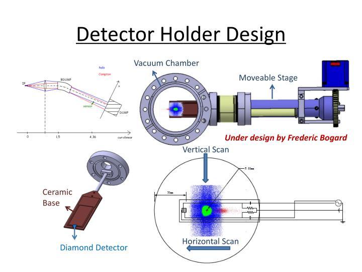 Detector Holder Design