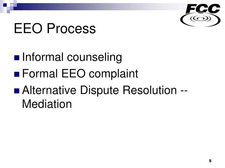 EEO Process