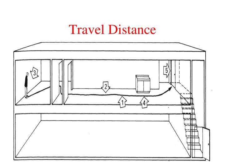 Travel Distance