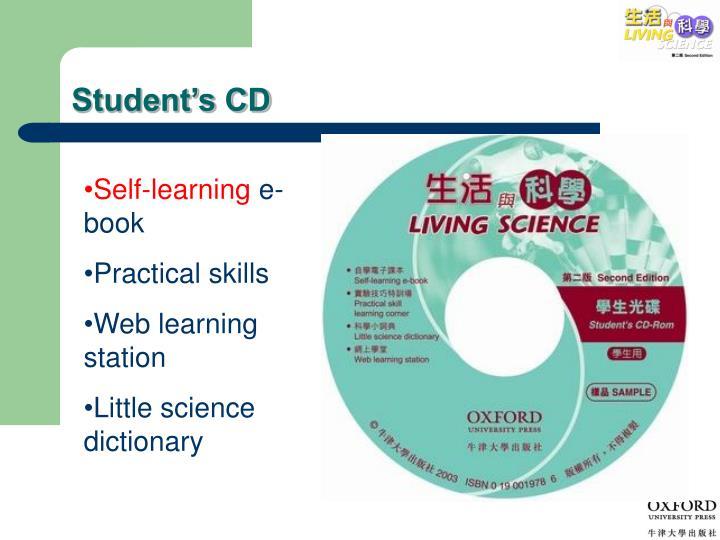 Student's CD