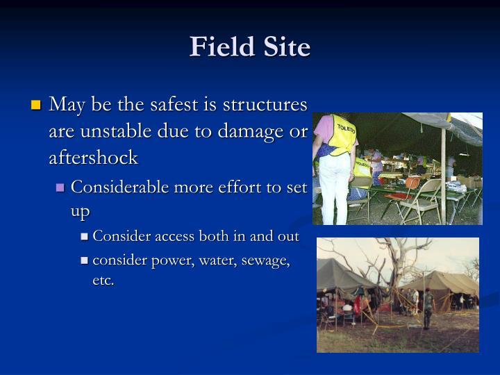 Field Site