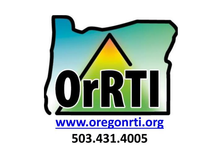 www.oregonrti.org