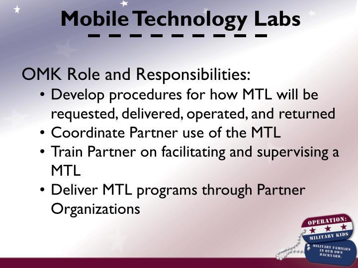 Mobile Technology Labs