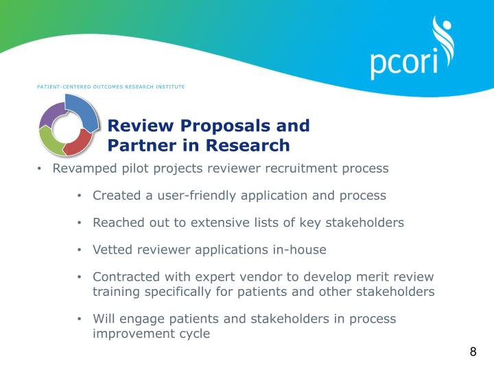 Review Proposals and