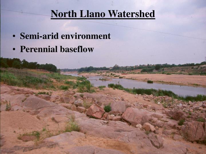 Semi-arid environment