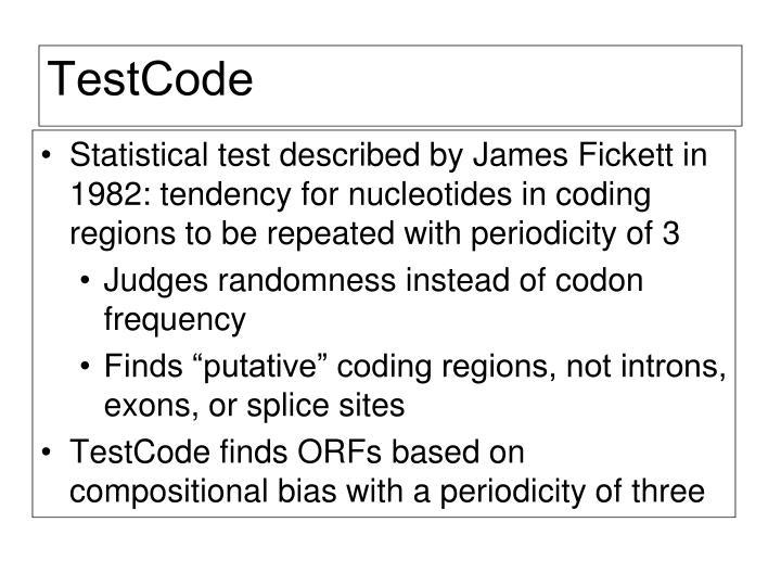 TestCode
