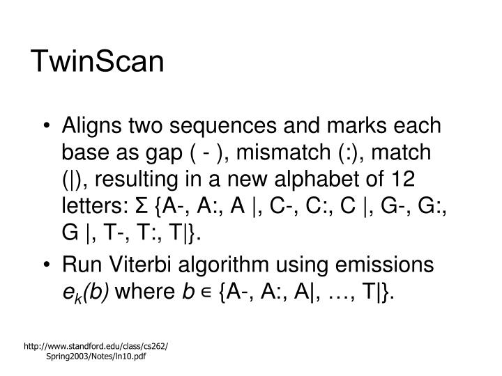TwinScan