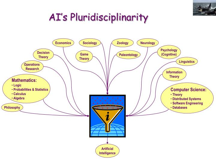 AI's Pluridisciplinarity