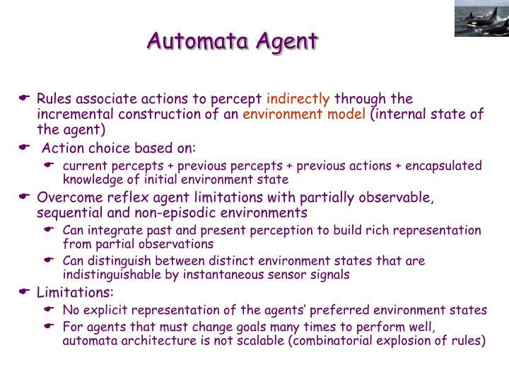 Automata Agent