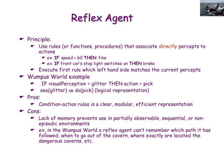 Reflex Agent