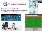 www robocup org
