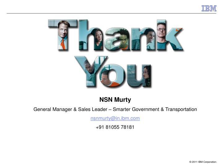 NSN Murty