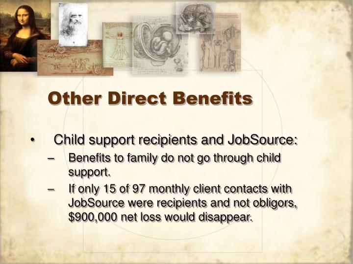 Other Direct Benefits