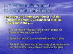 uc s medicare enrollment requirements for retirees1