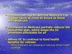 why uc mandates medicare enrollment