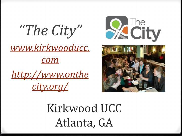 Kirkwood UCC