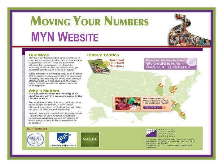 MYN Website