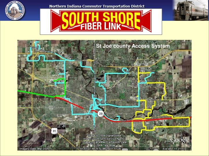 St Joe county Access System