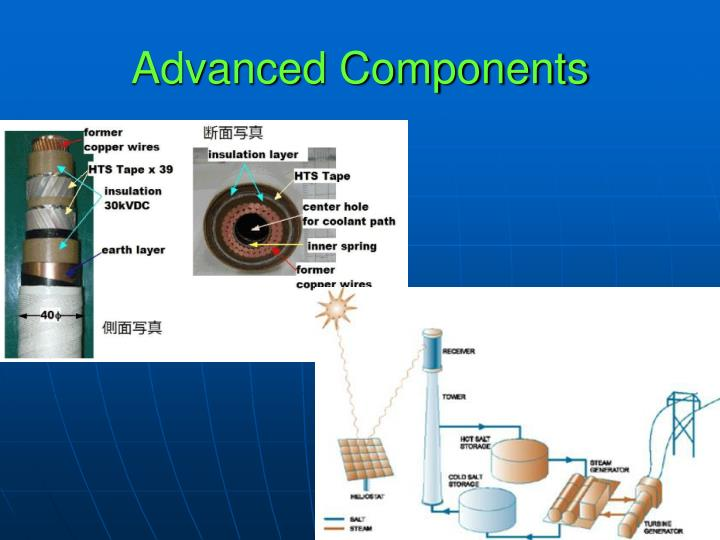Advanced Components