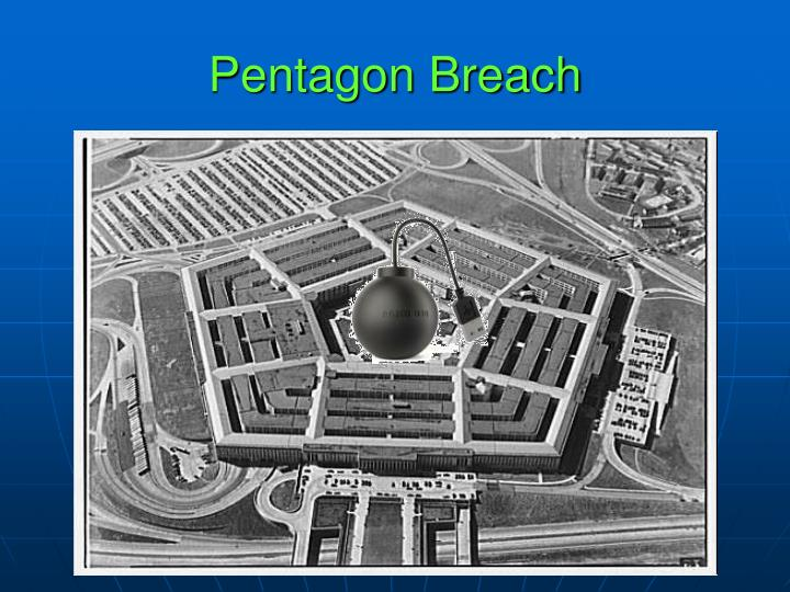 Pentagon Breach