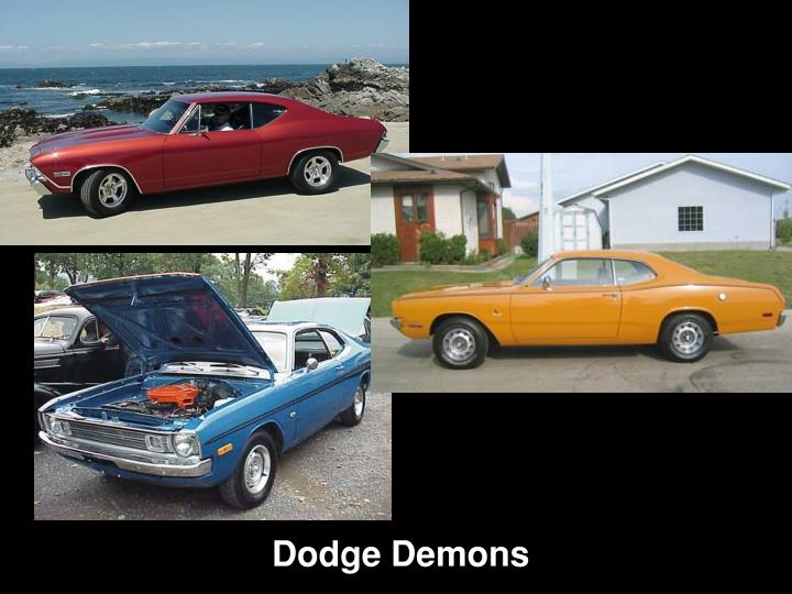 Dodge Demons