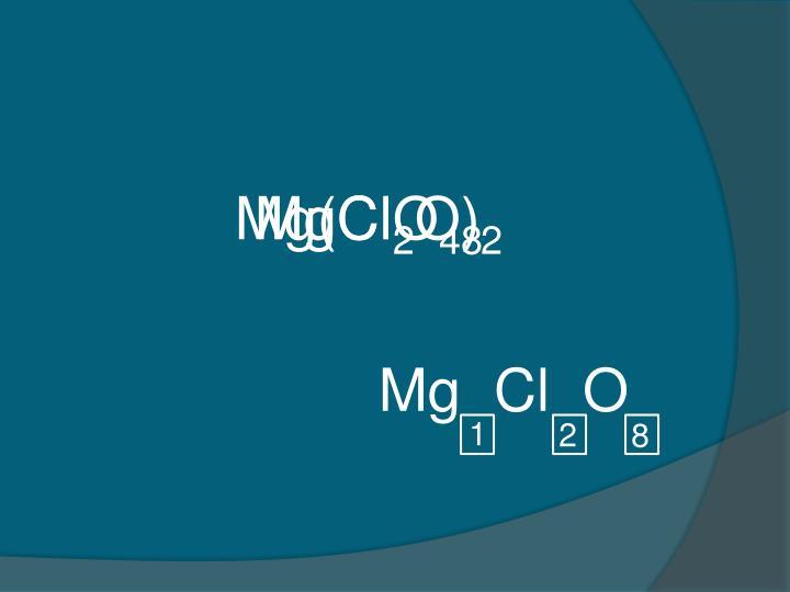 Mg(ClO