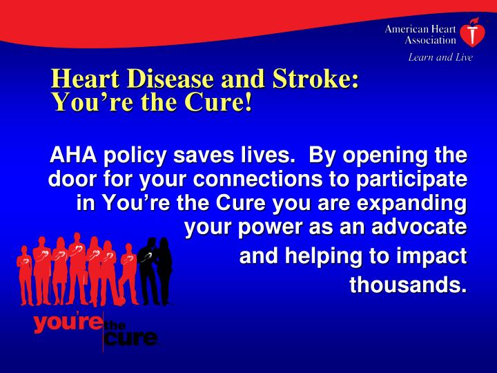 Heart Disease and Stroke: