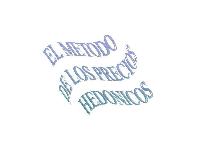 EL METODO