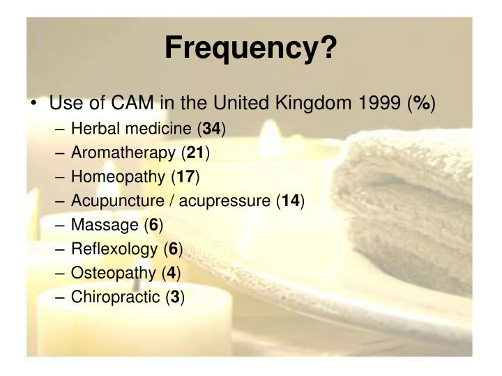 Frequency?