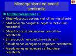 microrganismi ed eventi sentinella2