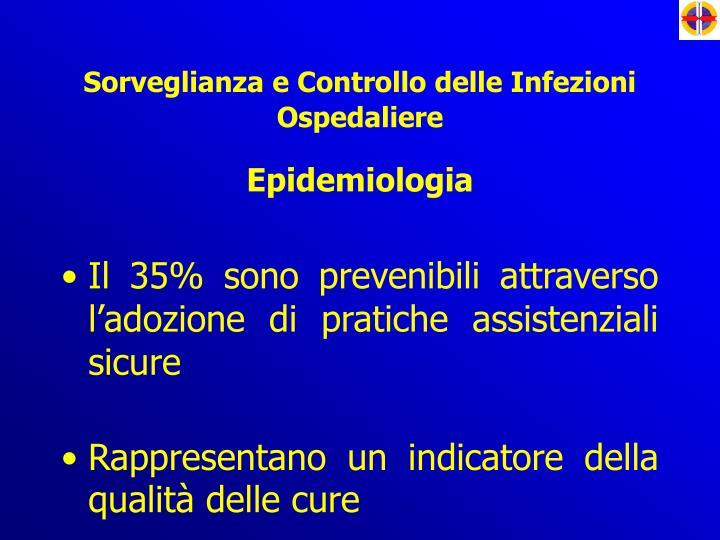 Sorveglianza e Controllo delle Infezioni