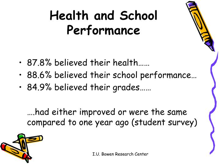 Health and School