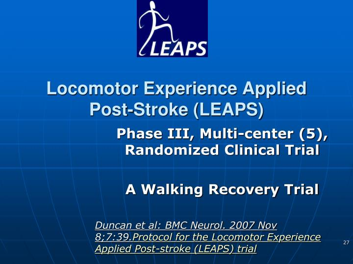 Phase III, Multi-center (5), Randomized Clinical Trial