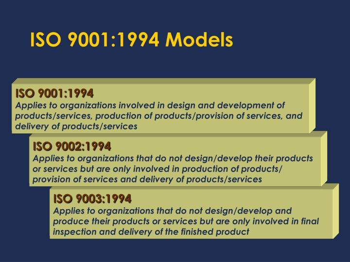 ISO 9003:1994