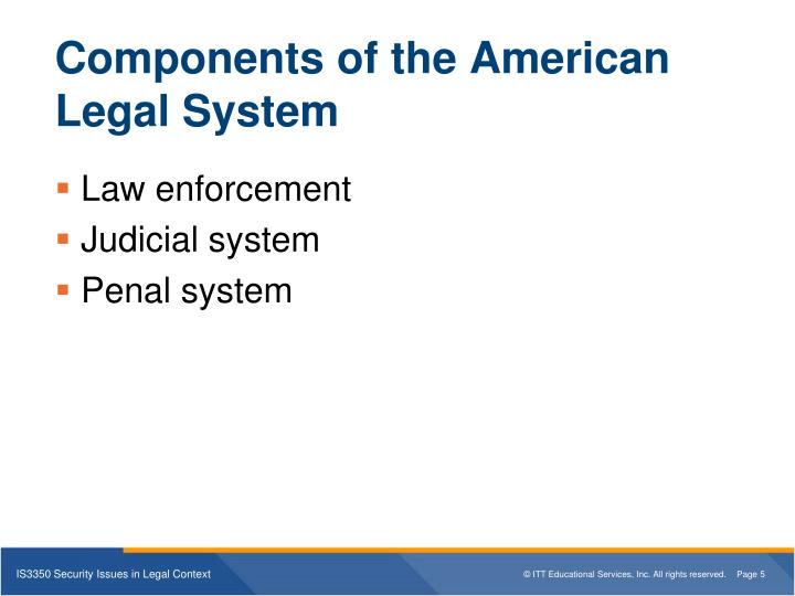 An overview of the issue of discrimination in the american legal system