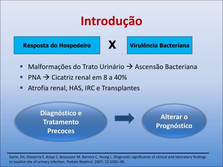 Diagnóstico e Tratamento Precoces