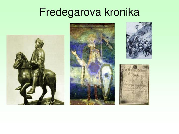 Fredegarova kronika
