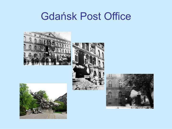 Gdańsk Post Office