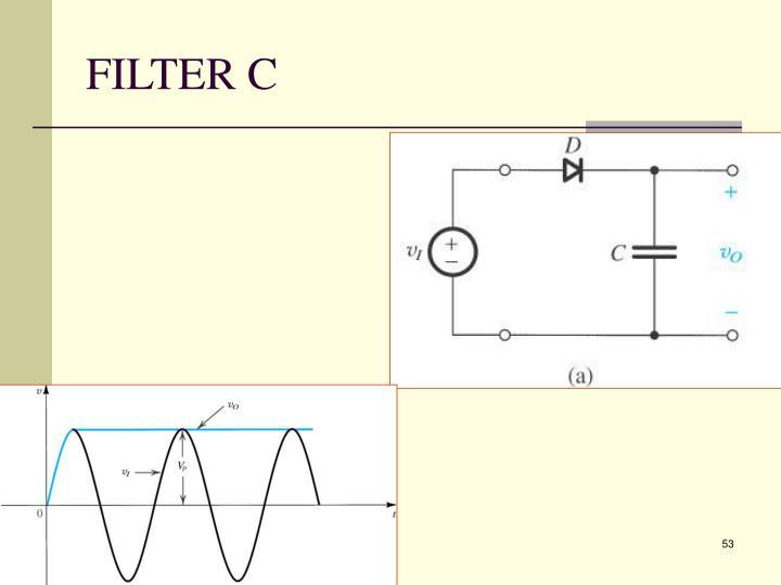 FILTER C